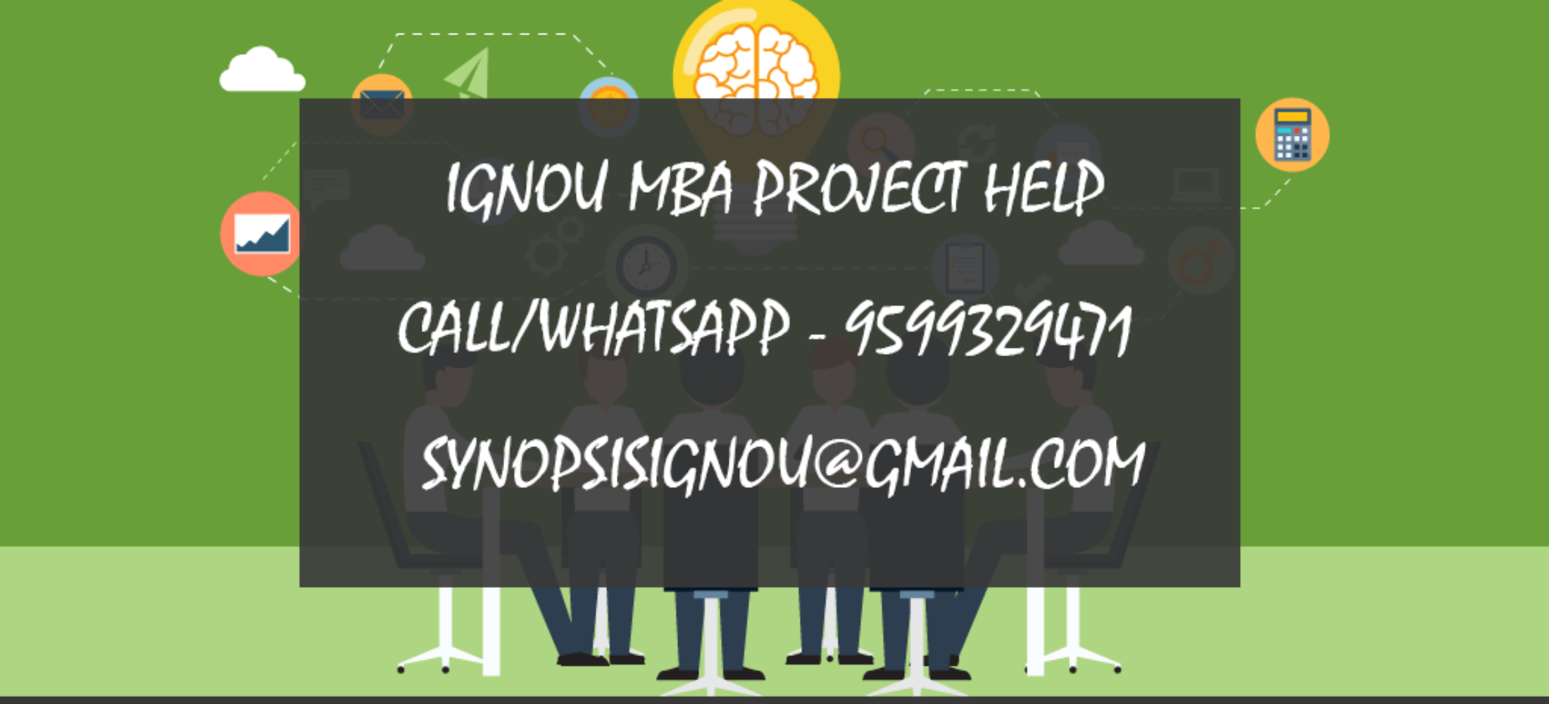 Tips on How to Write IGNOU MBA Project Help and Report