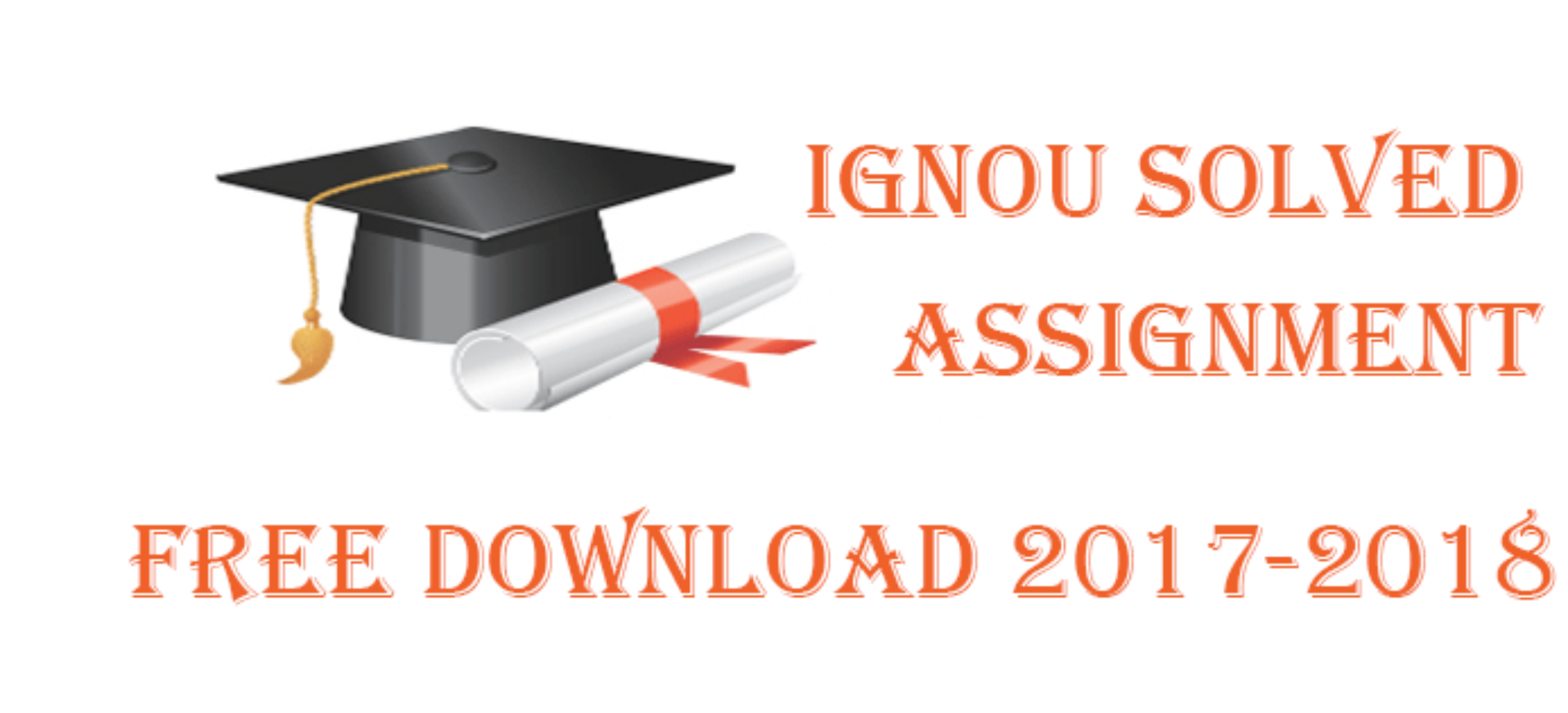 Ignou MARD Solved Assignment 9599329471 - 2017-18-19 Free Download