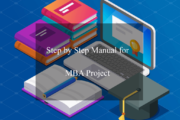 Manual for MBA Project