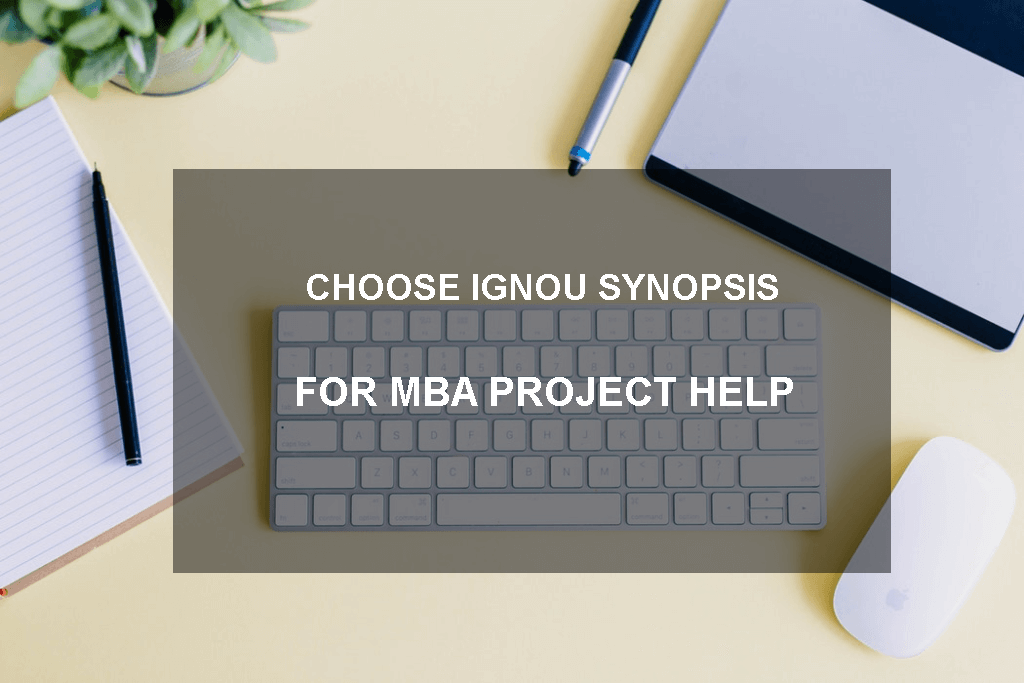 MBA Project Help