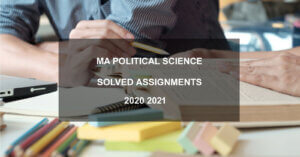 Ignou mps solved assignment 2020 21
