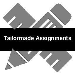 tailor made assignments